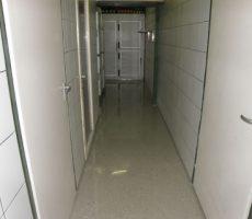 Élelmiszeripari műgyanta padló burkolat