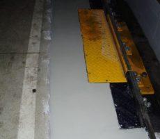 Műgyanta padló burkolat