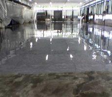 Műgyanta padlóburkolat